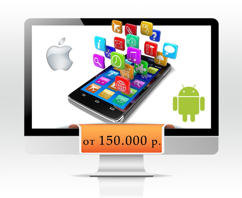 Цена разработки мобильного приложения